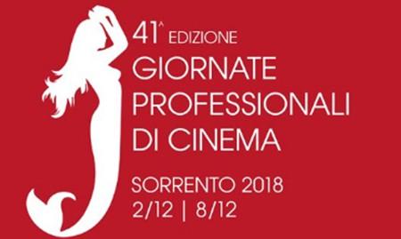 """Sorrento per una settimana capitale dell'industria cinematografica italiana grazie alla 41esima edizione di """"Giornate Professionali di Cinema"""""""