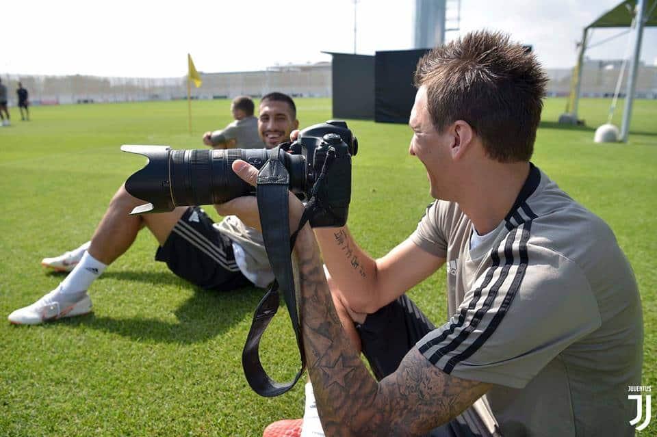 Infortunio Mandzukic: il croato ha accusato dei problemi fisici nell'allenamento odierno e la sua presenza contro i rossoneri è in dubbio.