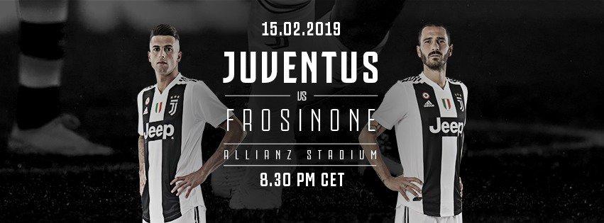 Juventus vs Frosinone: nell'unico precedente all'Allianz Stadium finì 1-1. Statistiche e probabili formazioni del match.