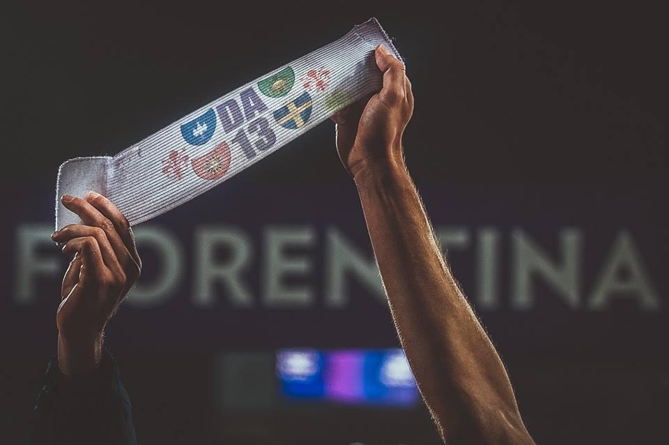 Davide Astori. E' passato già un anno dalla scomparsa del Capitano della Fiorentina, sei e resterai per sempre nel cuori di tutti noi. DA13