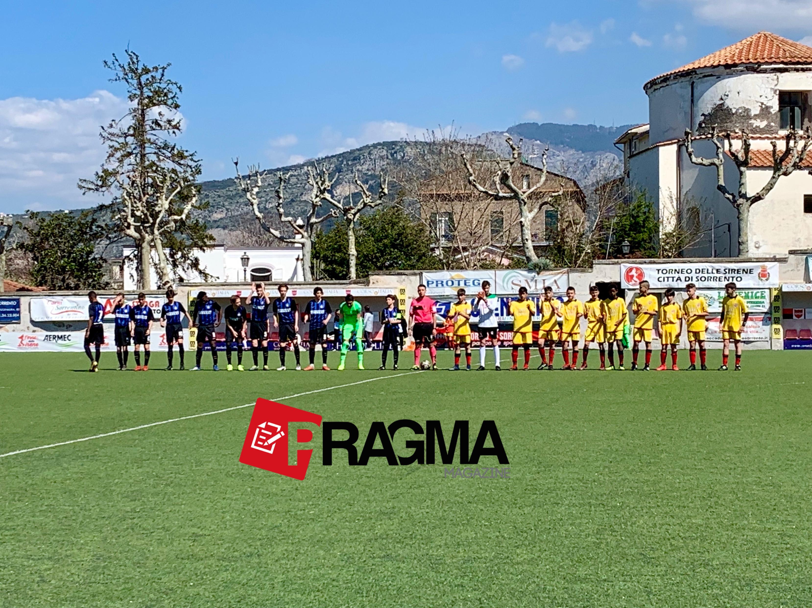 Inter under 14