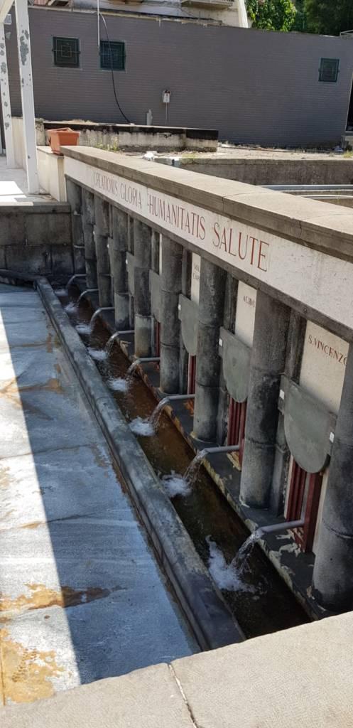 Sorgenti d'acqua stabiese, richiesta Patrimonio dell'Unesco
