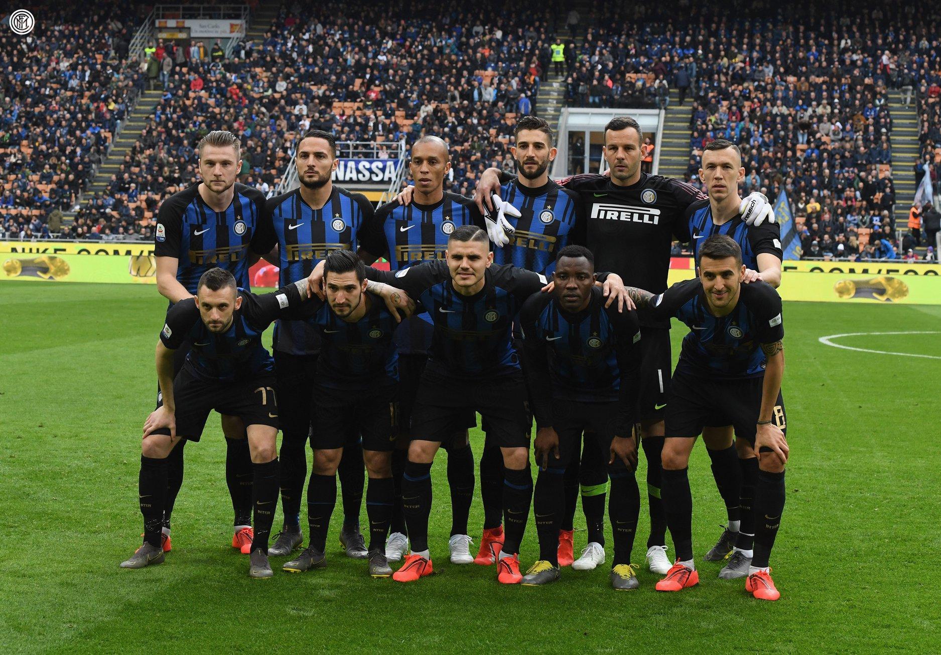 Inter e Atalanta