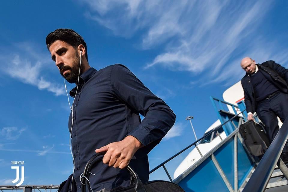 Sami Khedira si è fermato per la sesta volta quest'anno. Il tedesco ha deciso di operarsi al ginocchio e chiudere la stagione anzitempo.