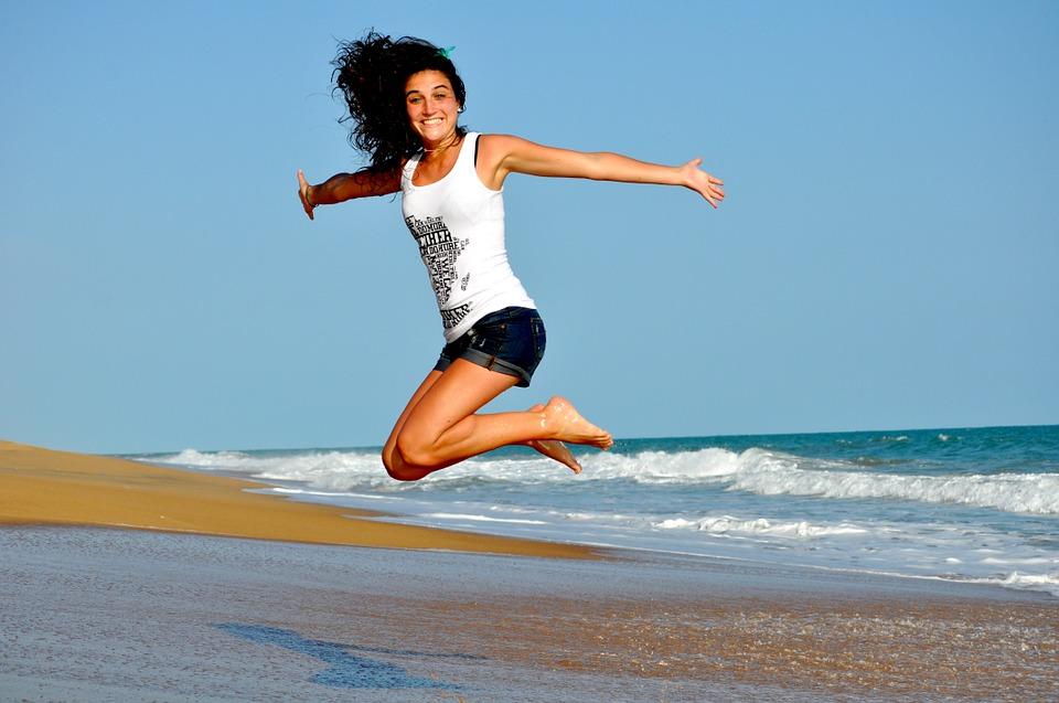 """""""Mens sana in corpore sano"""" dicevano gli antichi romani.Non occorre essere atleti; basta un'attività anche minima, per avere subito benefici"""