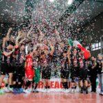 La Cucine Lube Civitanova vince la Del Monte Junior League 2019