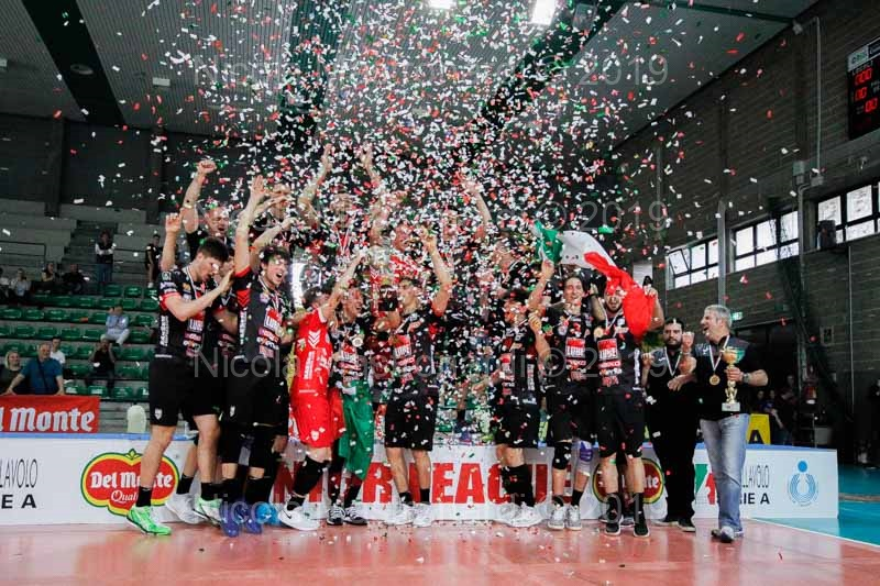La Cucine Lube Civitanova vince la Del Monte Junior League 2019