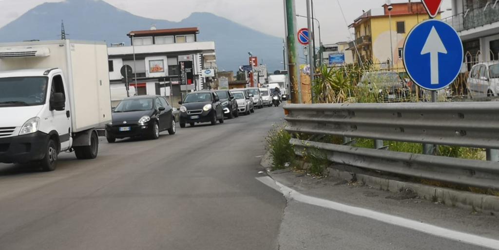 Castellammare raccordo autostradale