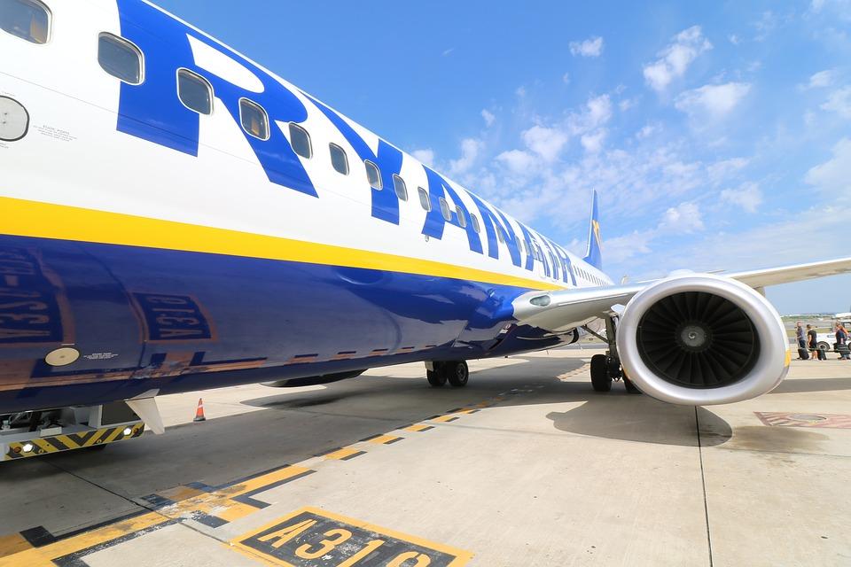 proposta di matrimonio Ryanair