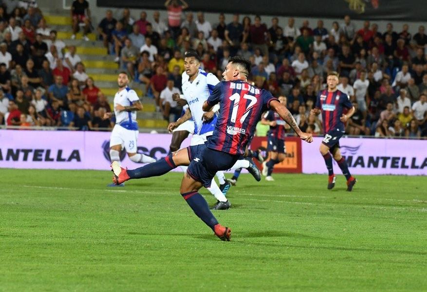 Ieri sera, presso lo Stadio Ezio Scida, si è giocato Crotone – Sampdoria, match valido per il terzo turno eliminatorio di Coppa Italia.