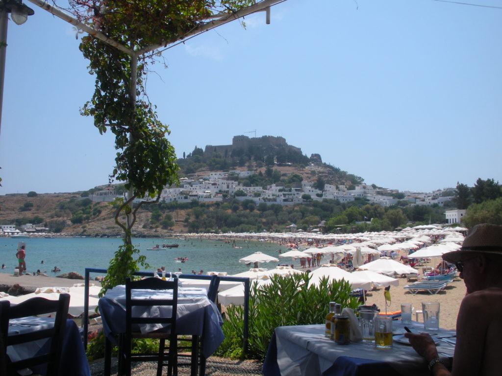 Lindos - Baia di Saint Paul ed Acropoli