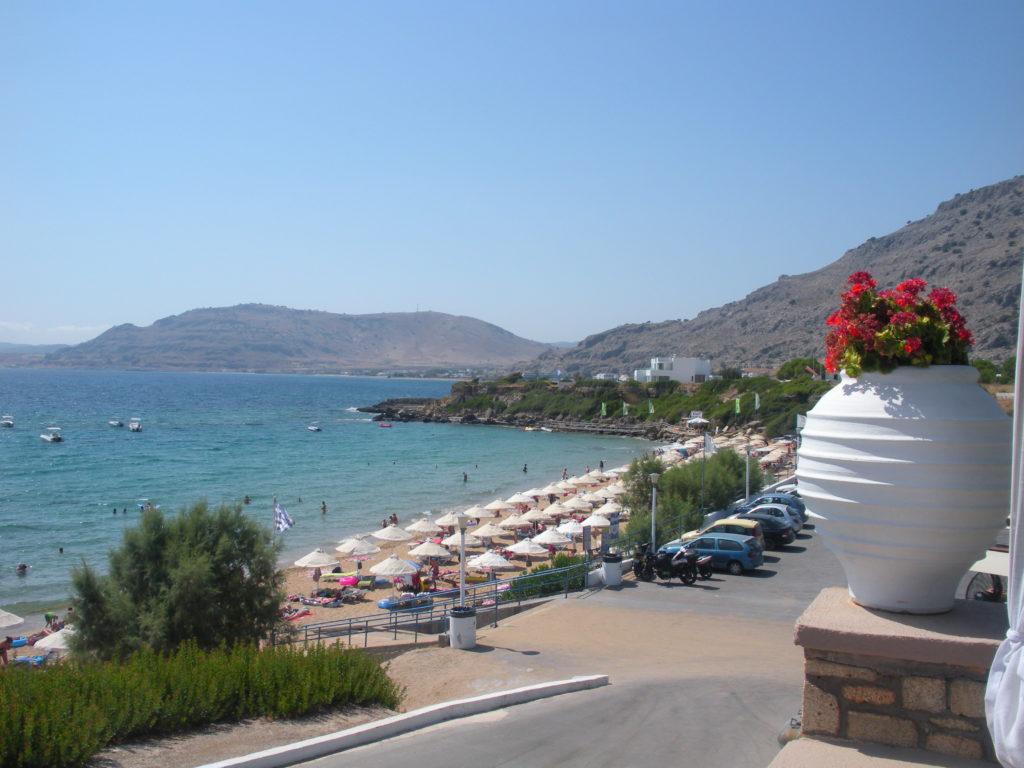 Spiaggia di Pefkos