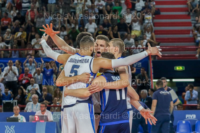Volley: a Bari Italia – Australia 3-2