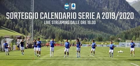 Calendario Serie A 2019 20 Partite.Il Calendario Della Lega Serie A 2019 20 Per Le Partite