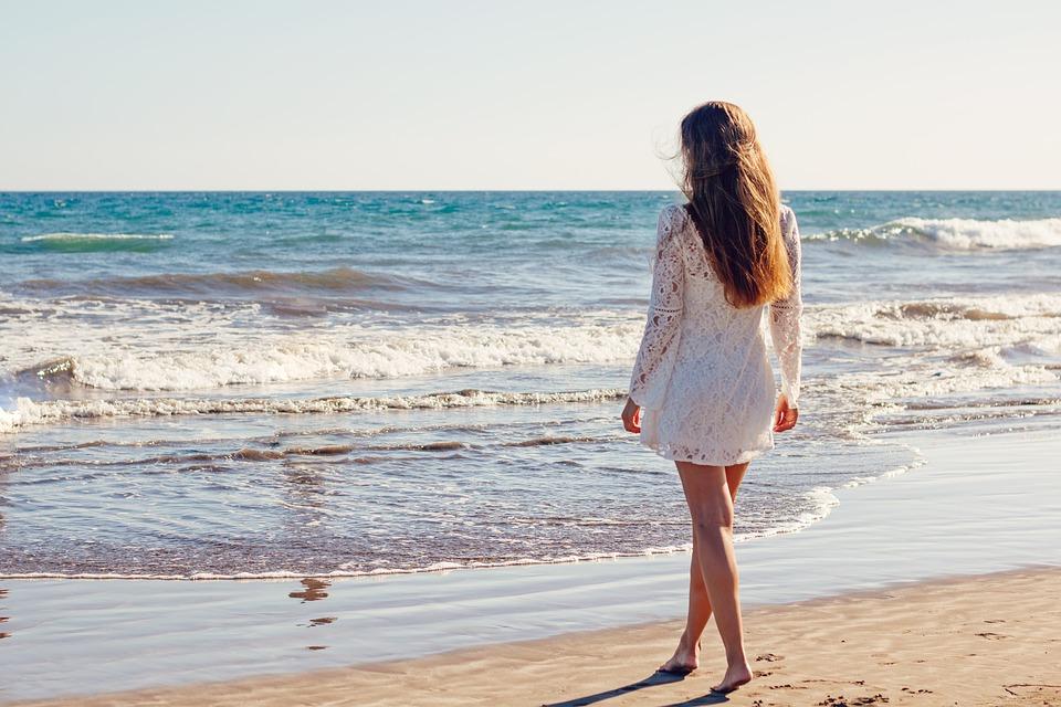 Capelli al mare