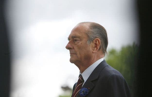 E' morto l'ex presidente francese Jacques Chirac