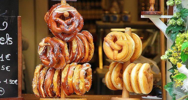 brezel o pretzel