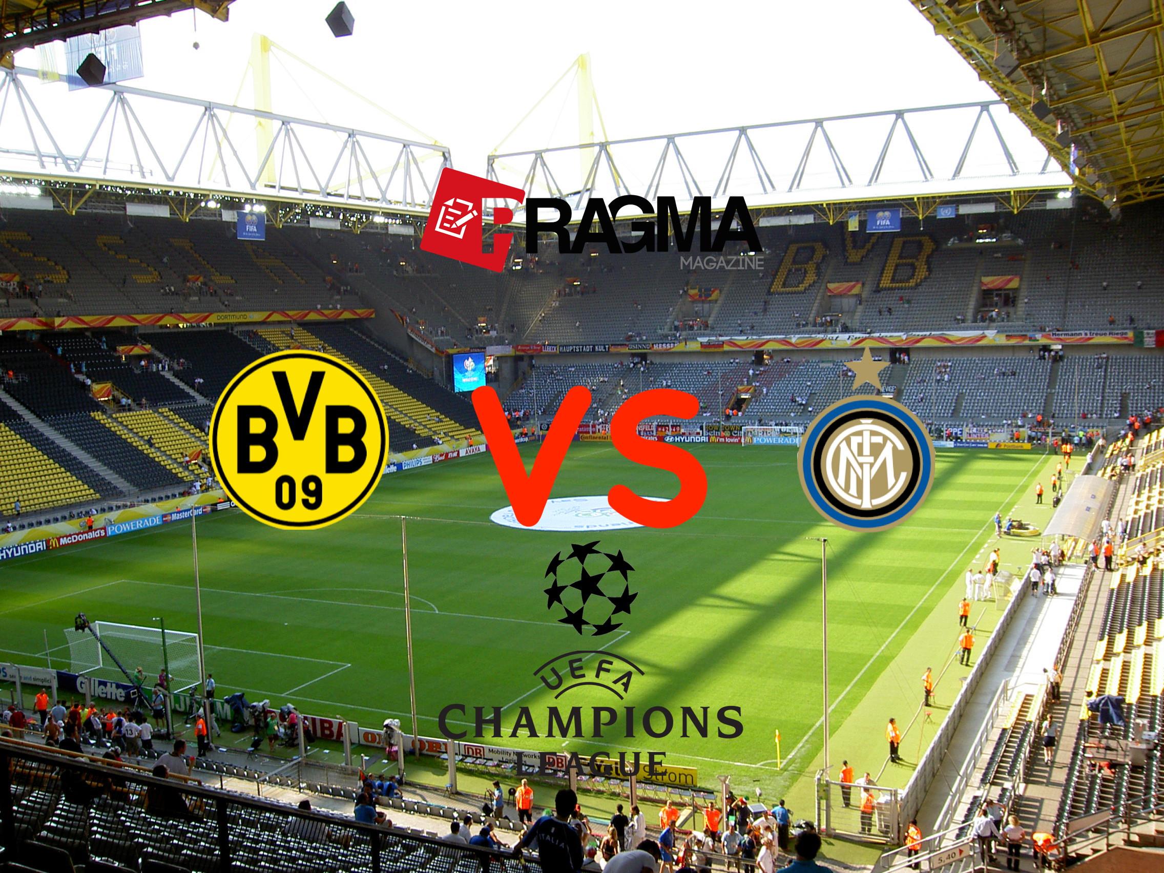 Borussia Dortmund - Inter