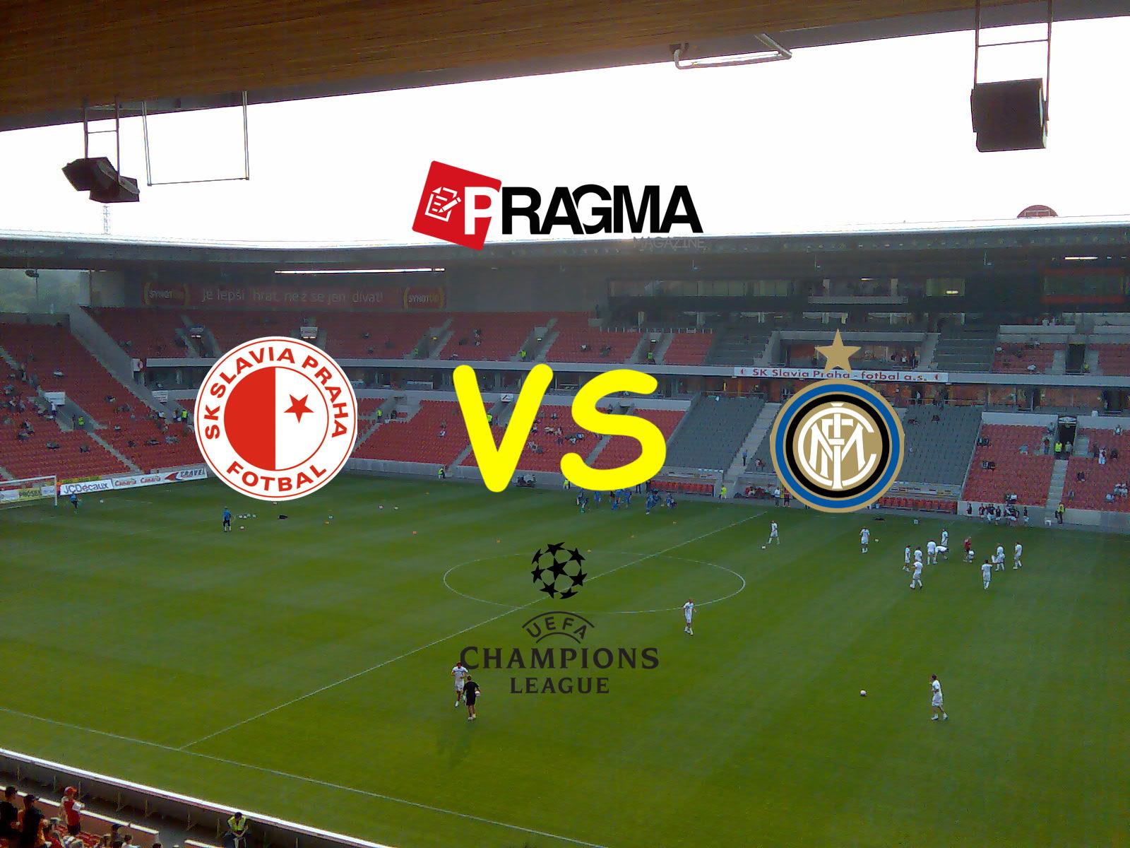 Slavia Praga - Inter