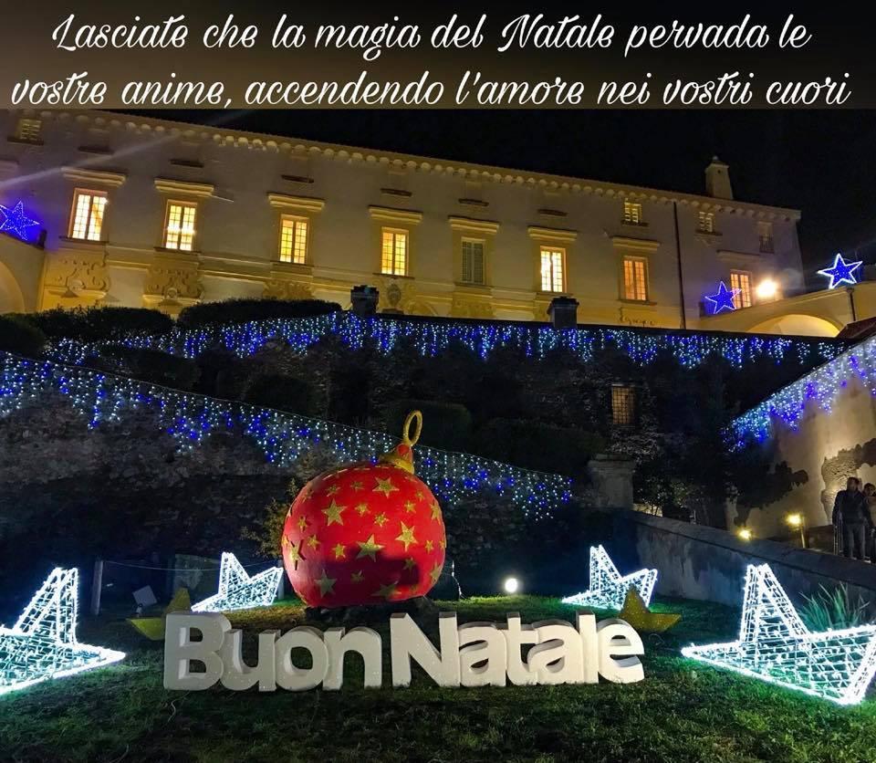 Mercatini di Natale al castello di Ottaviano