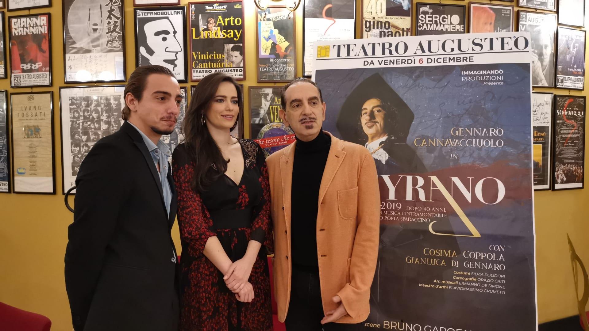 Il musical fu rirpeso 40 anni fa dalle telecamere Rai, poi chuso in un cassetto. Oggi in scena fino al 15 dicembre al Teatro Augusteo.