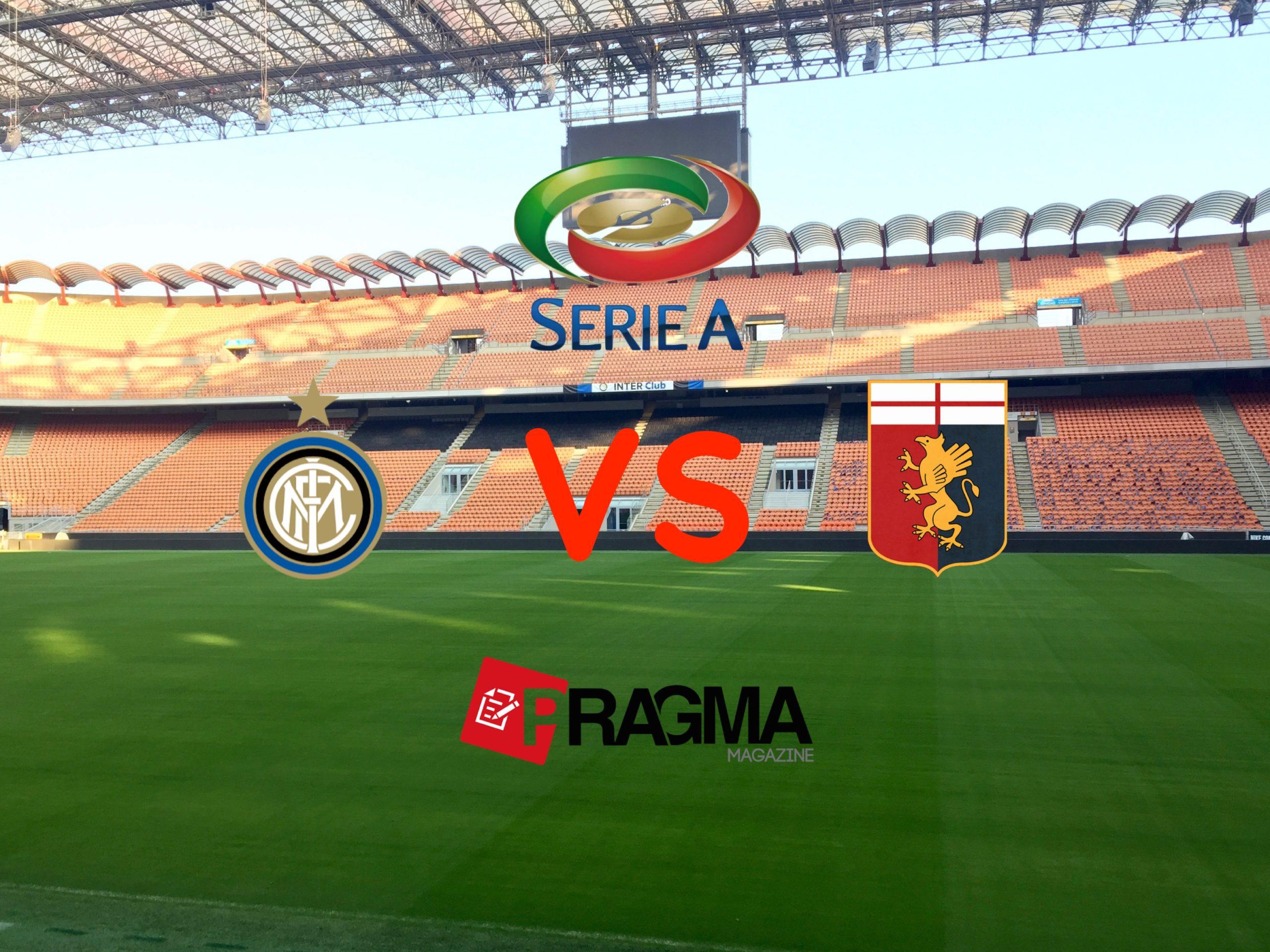 Inter - Genoa