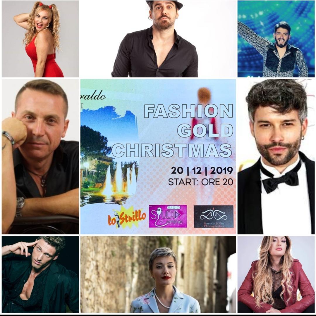 Villa Smeraldo a Ercolano ospita il Fashion Gold Party di Alfonso Somma, tanti gli artisti che saranno premiati e omaggiati durante la serata