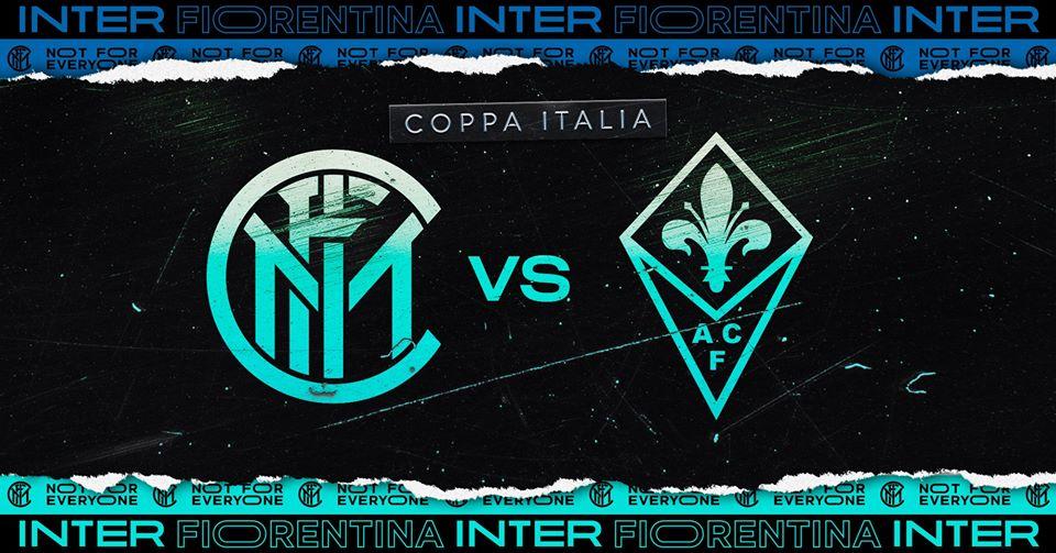 Domani sera, presso lo Stadio Giuseppe Meazza di Milano, alle ore 20:45,si disputerà Inter - Fiorentina, valida per i quarti di Coppa Italia.