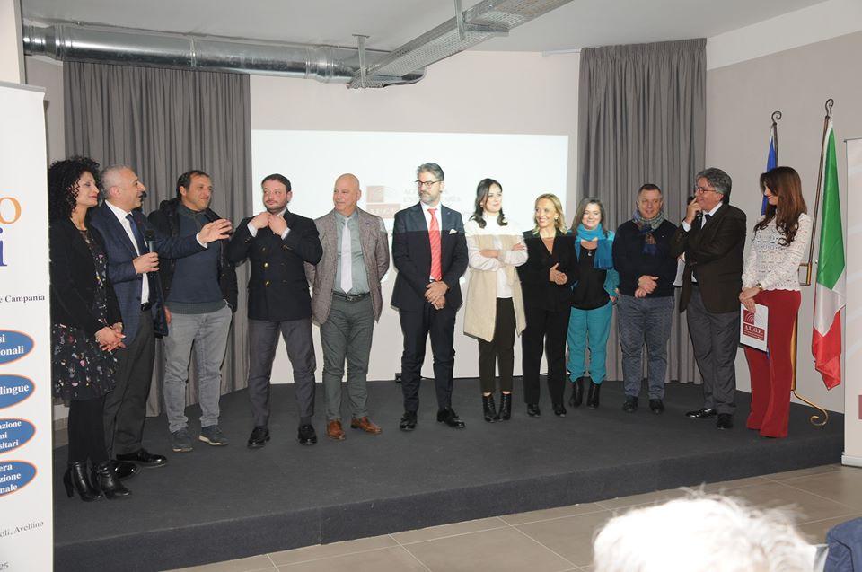 Presenti all'evento personalità di spicco della Penisola; l'Avv. Mario Pavone Presidente ANV, Dott.Celestino Bottoni Presidente A.N.CO.T. Italia e Dott. Adolfo Terranova Presidente A.N.CO.T Campania