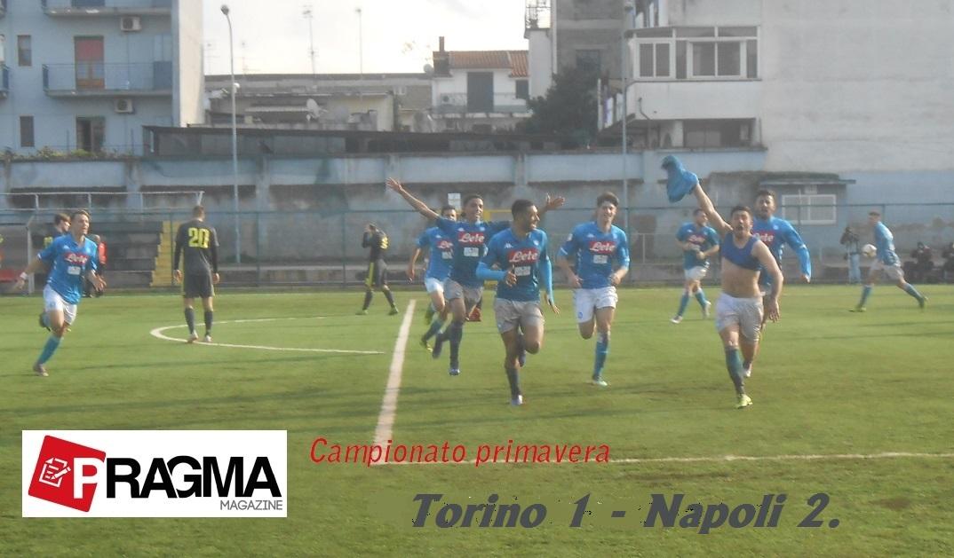 Torino Napoli primavera