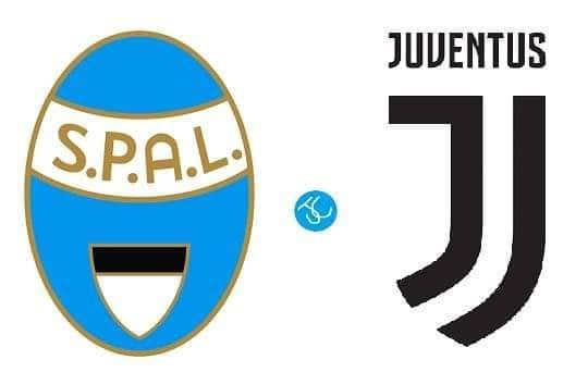 Spal-Juventus