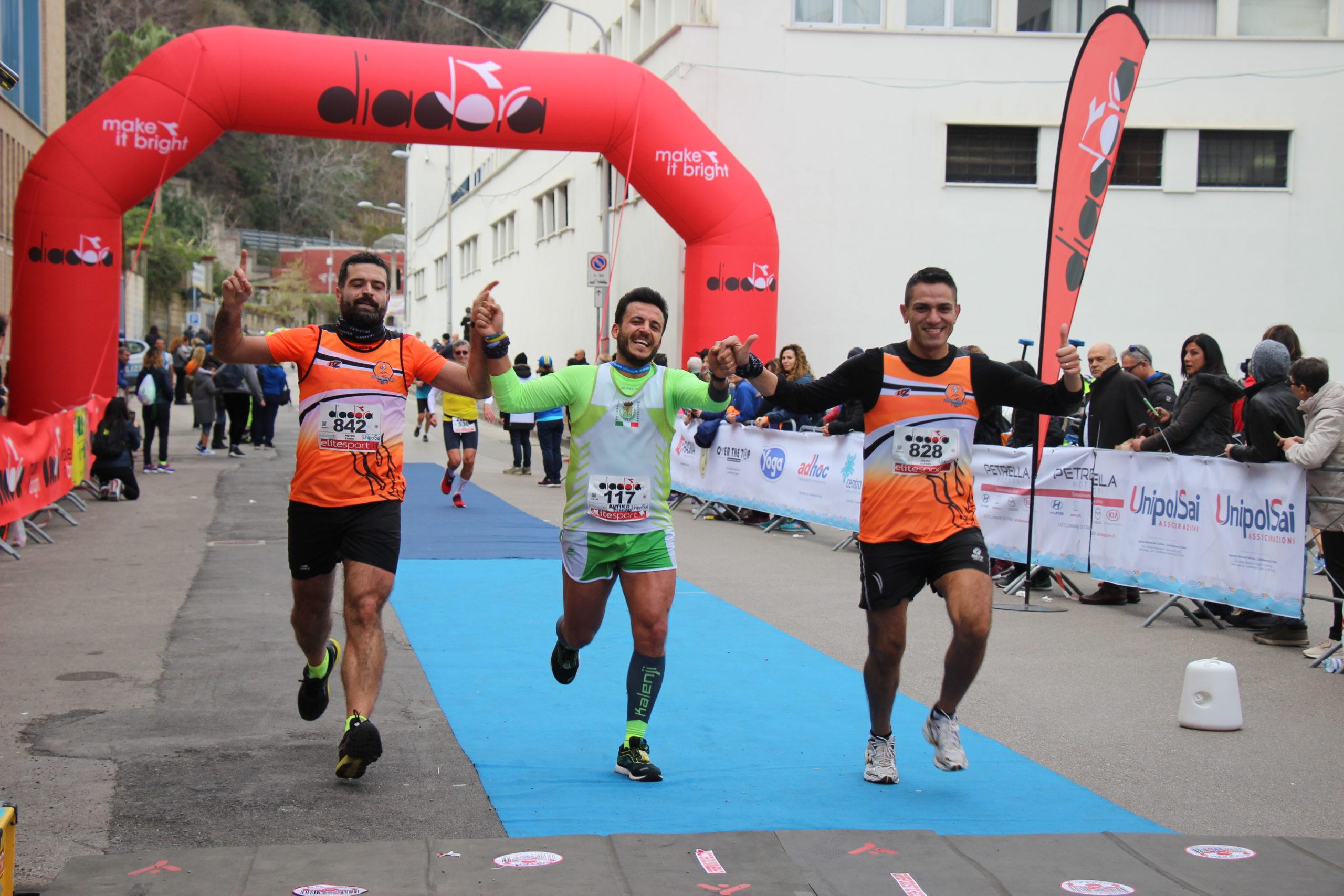 Stabiaequa Half Marathon 2020