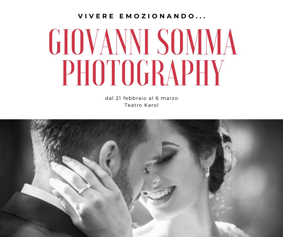 Giovanni Somma Photography, vivere emozionando