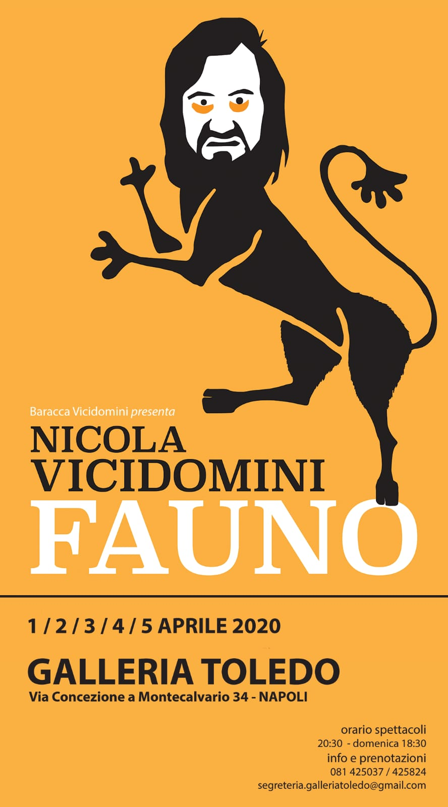 Fauno di Nicola Vicidomini