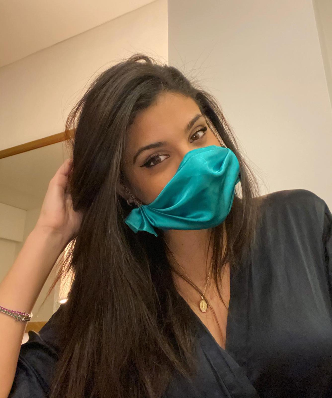 Dubu Mask Eliana Sbaragli, vincitrice del Premio Campania sezione Giovani imprenditrici del settore Moda, lancia sul mercato la Dabu Mask