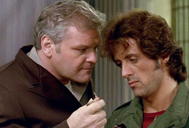 Addio a Brian Dennehy, 81 anni, lo sceriffo di Rambo.