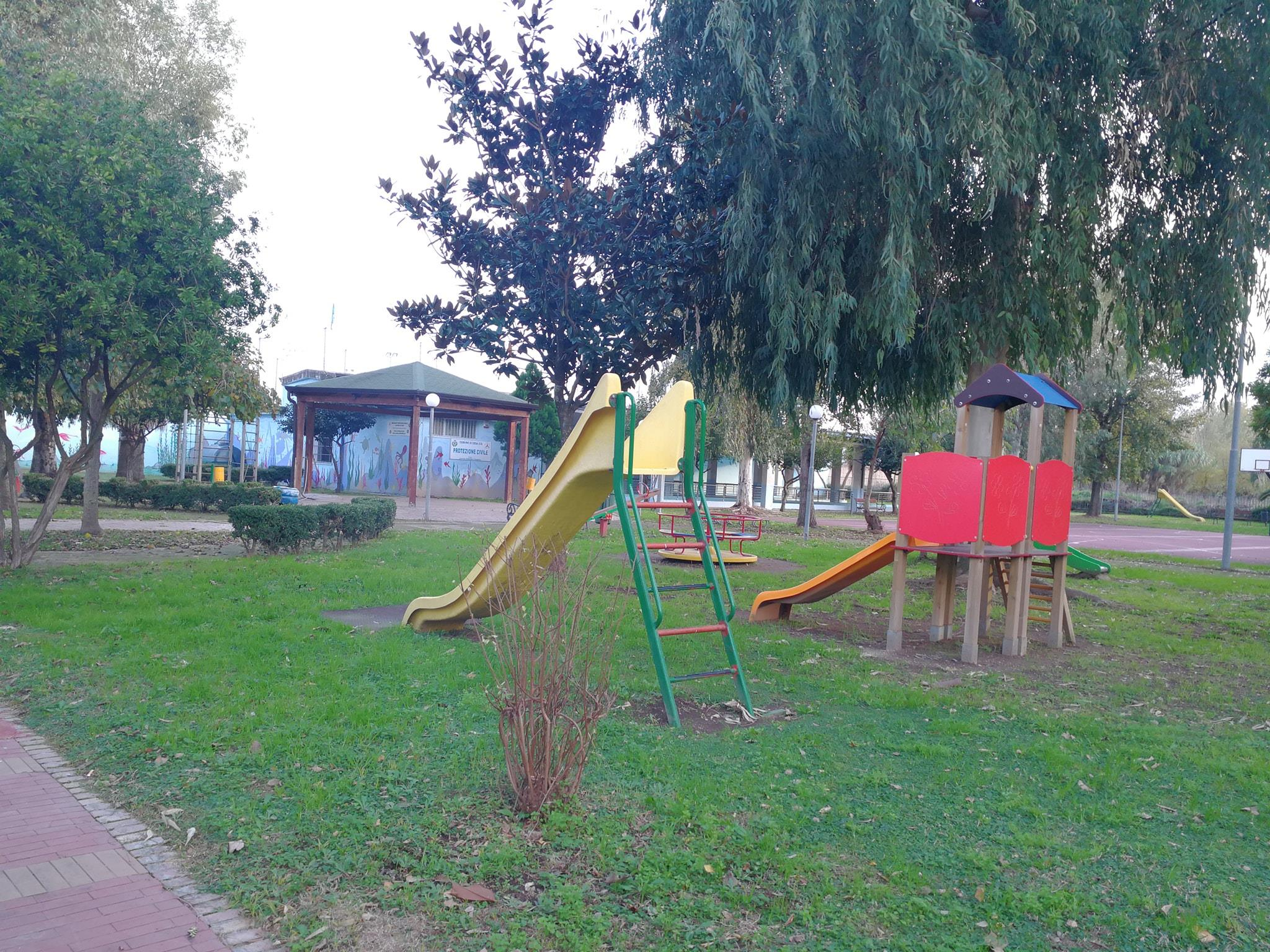 Apertura parchi in Campania