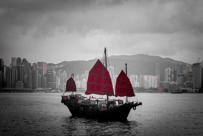 Pechino nave cinese