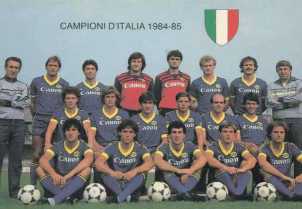 Anniversario dello Storico Scudetto dell'Hellas Verona