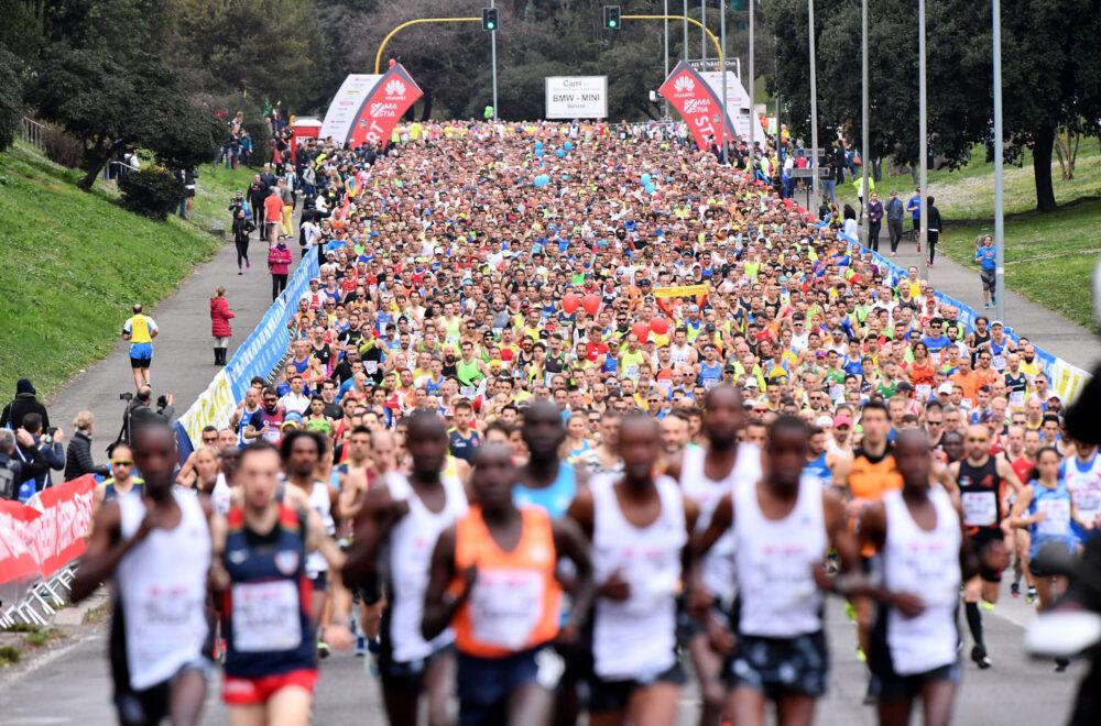 La Huawey RomaOstia Half Marathon è stata rinviata ufficialmente al 2021: ecco data scelta e una notizia importante per chi era già iscritto.