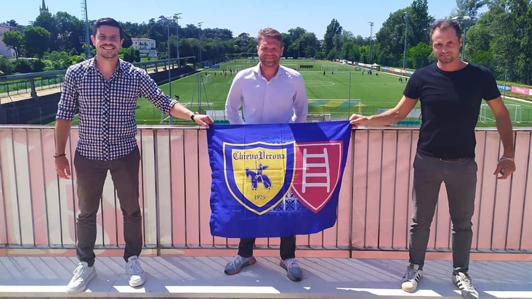 Continuano le notizie dal mondo ex vespe. Lorenzo Bedin, ex giocatore dell'era Fiore, riceve un prestigioso incarico al Chievo Verona