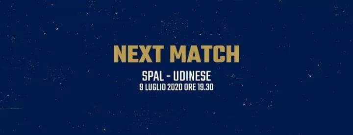 """Spal-Udinese, valevole per la 31a giornata di Serie A, si disputerà giovedì alle ore 19,30 nello Stadio """"Paolo Mazza"""" di Ferrara."""