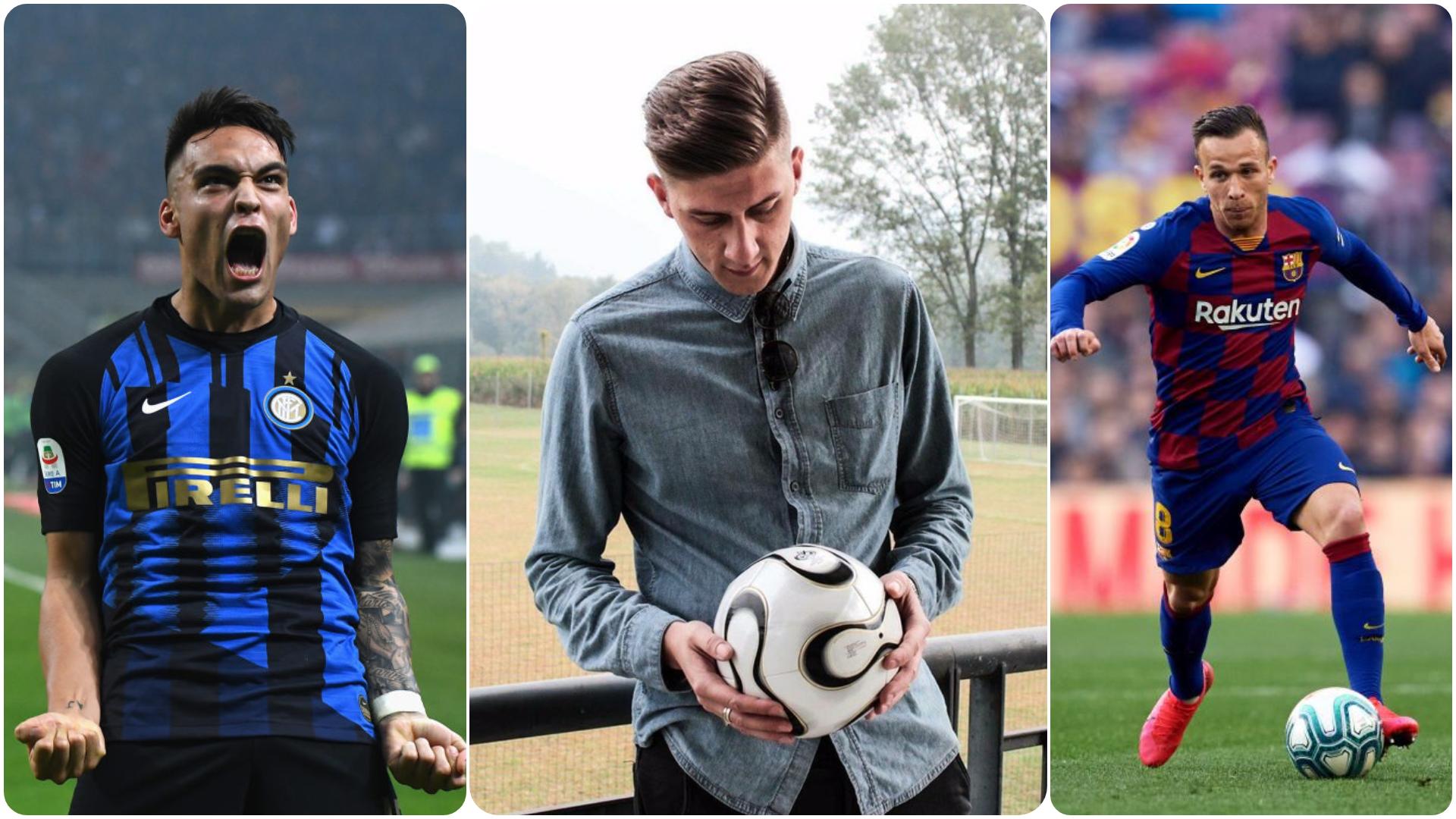 Da Arthur a Lautaro, passando per tante possibili sorprese dal calcio sudamericano. Torna la consueta chiacchierta con Daniele Pagani su MP.