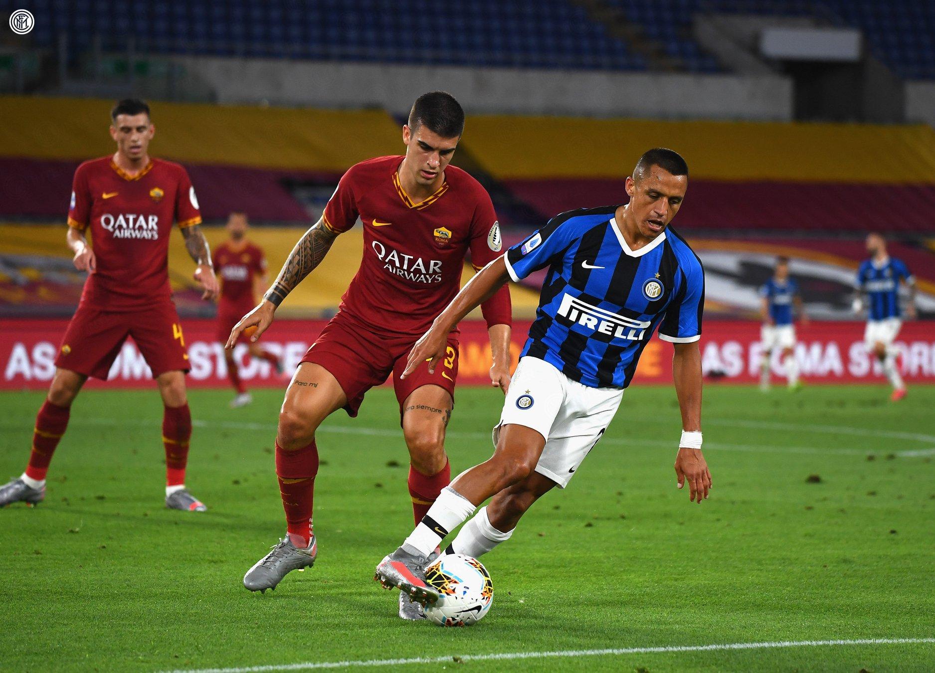 Roma - Inter 2-2