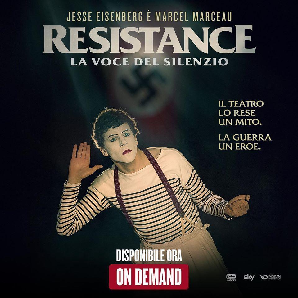 resistance la voce del silenzio