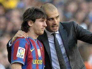 Messi al City ?