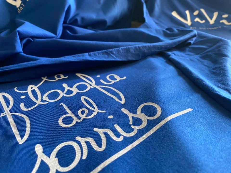 La filosofia del Sorriso - A distanza di poco più di un anno, Falcone torna all'Olimpia Cilento Resort per girare alcune scene di ViVi - dal villaggio al viaggio.34_10220136807763758_2390990994527305418_n