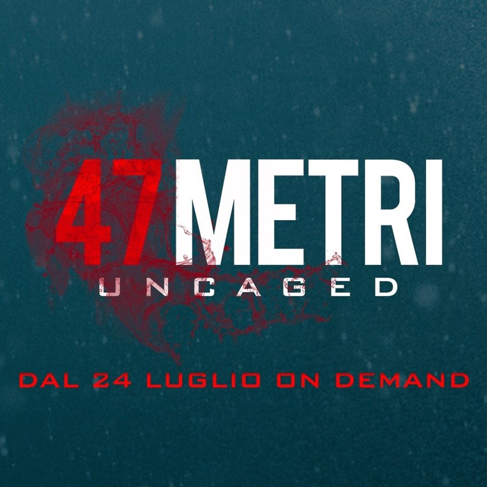 47 metri - Uncaged