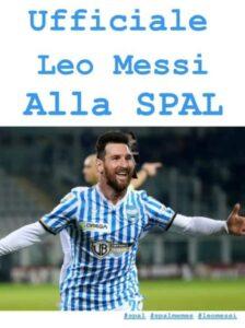 Messi alla SPAL ?