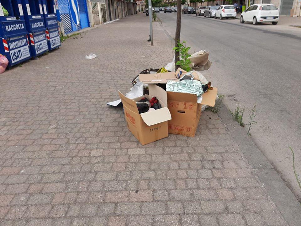 Battipaglia rifiuti